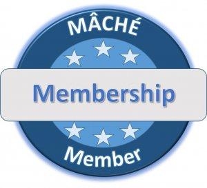 mache member logo